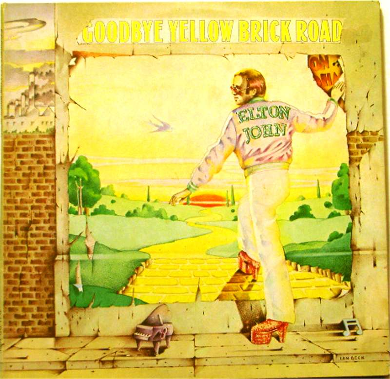 Goodbye Yellow Brick Road Just For The Record
