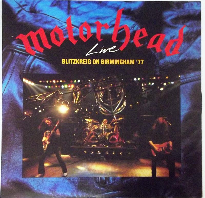 Tivoli Birmingham Al: Blitzkreig On Birmingham '77
