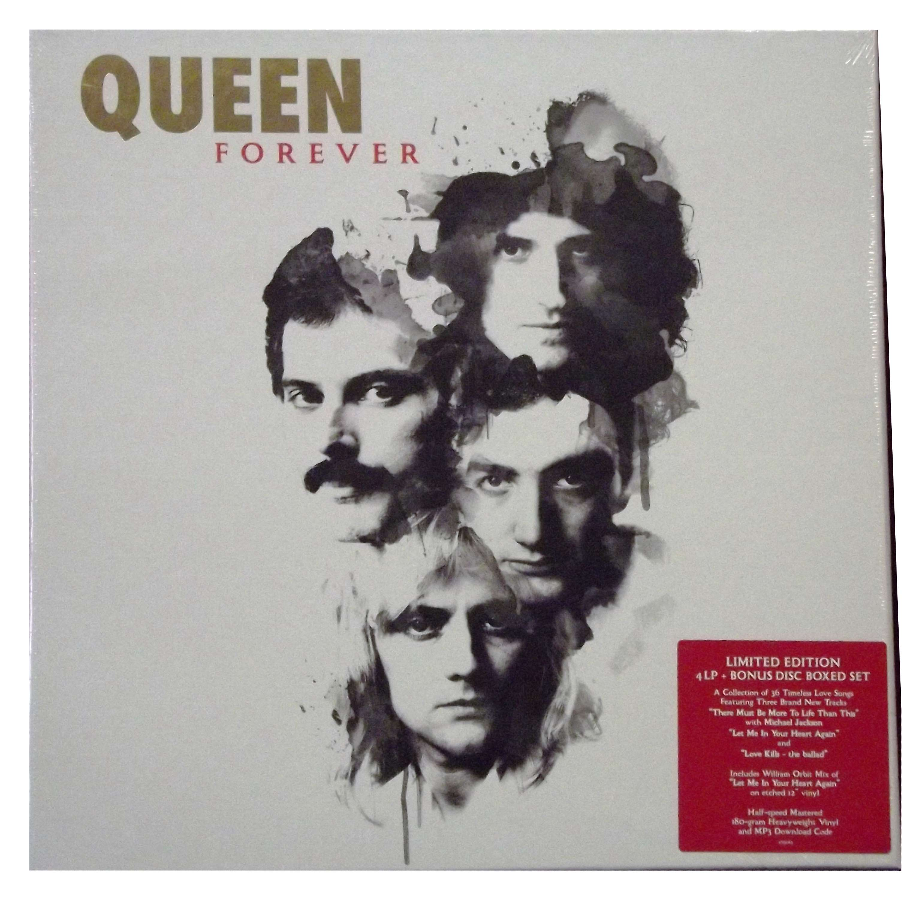 Queen Forever (Box Set) | Just for the Record
