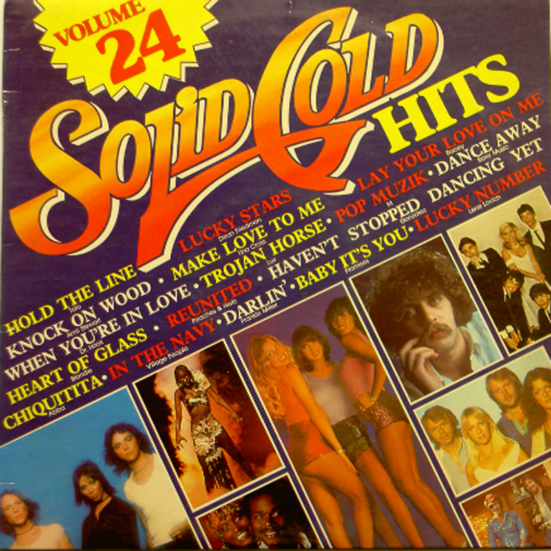 20 Solid Gold Hits: Volume 24
