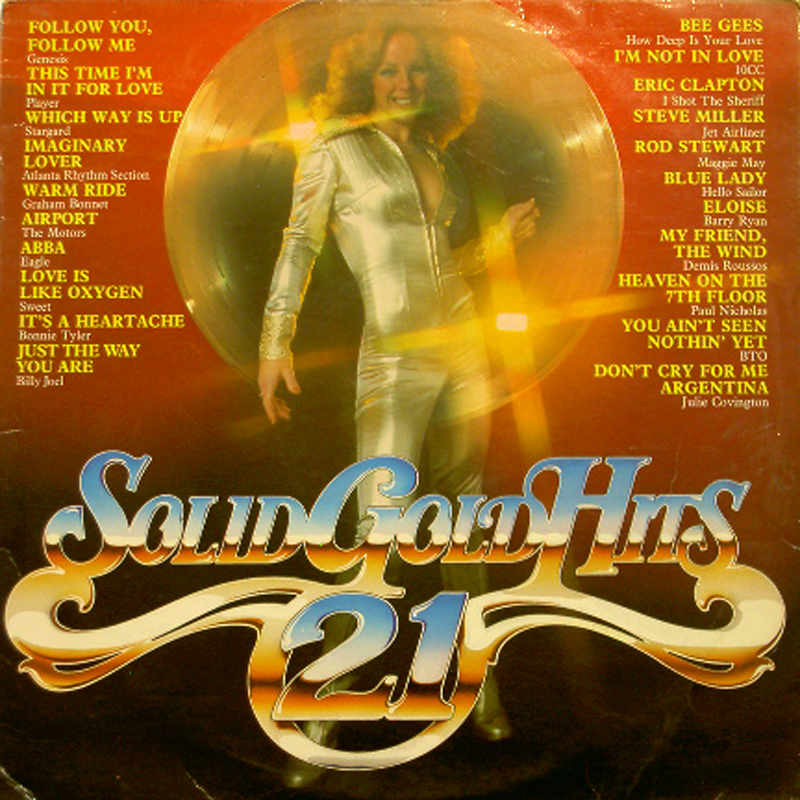 20 Solid Gold Hits: Volume 21