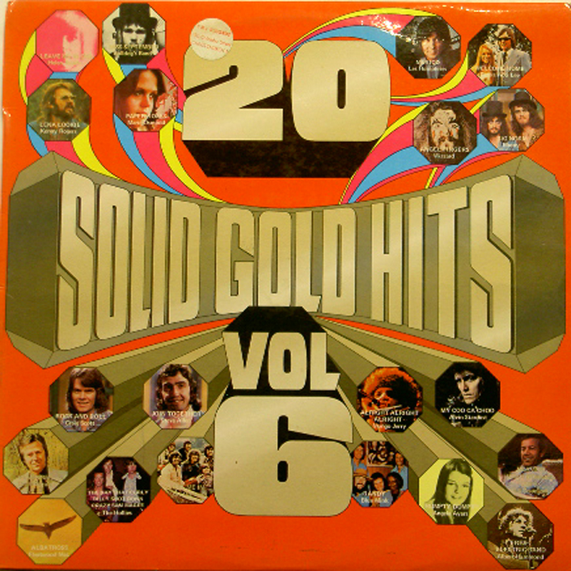 20 Solid Gold Hits: Volume 6