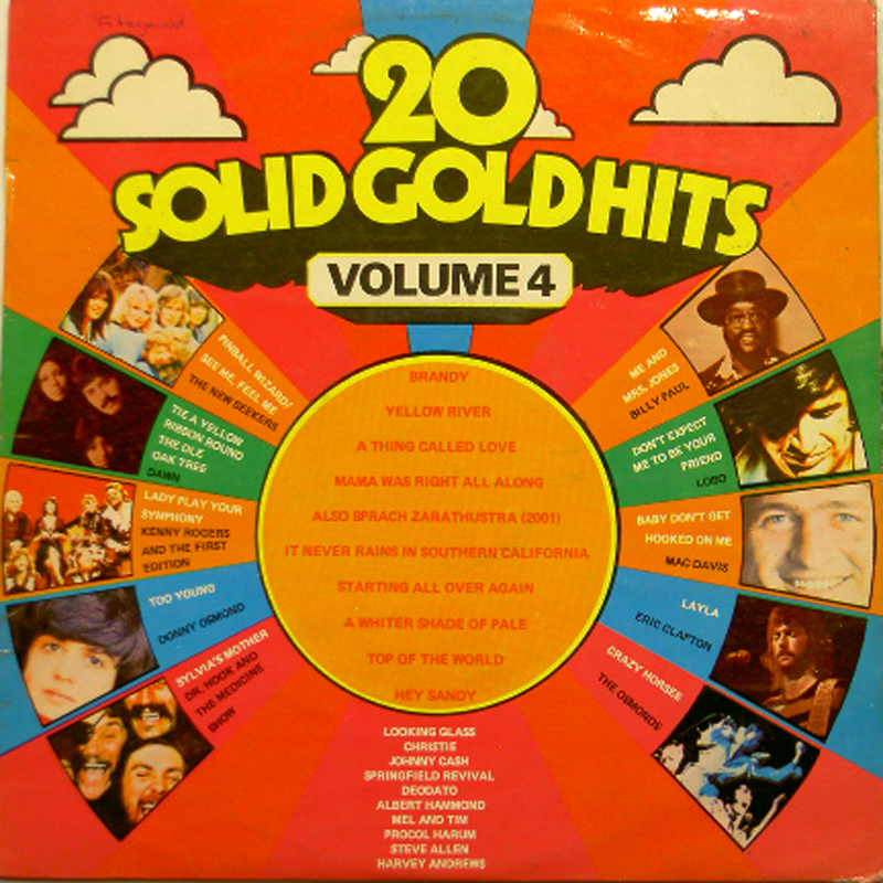 20 Solid Gold Hits: Volume 4