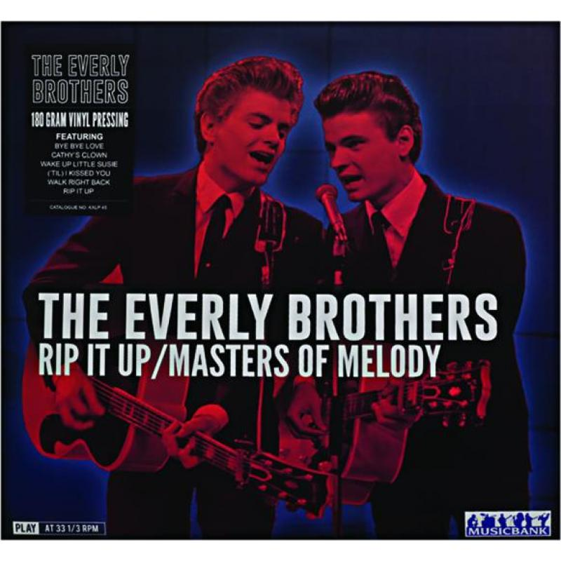 Rip It Up / Masters Of Melody