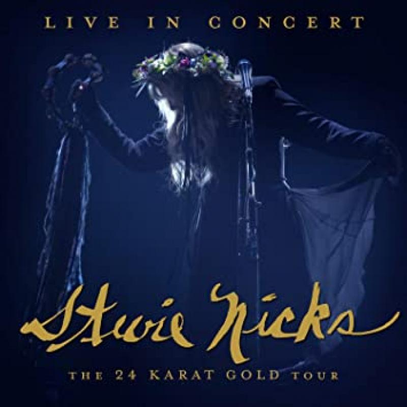 Live In Concert, The 24 Karat Gold Tour