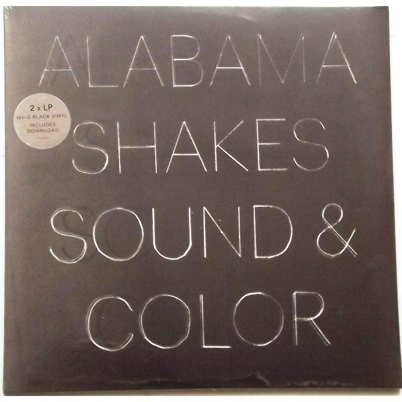Sound & Color (Clear Vinyl)