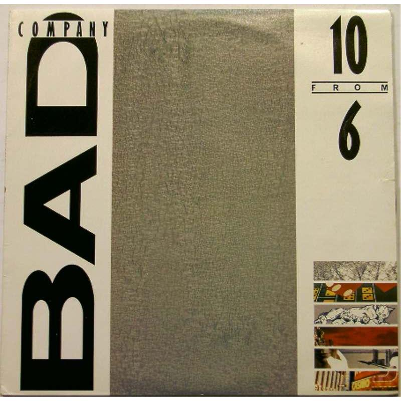 10 From 6: The Best of Bad Company
