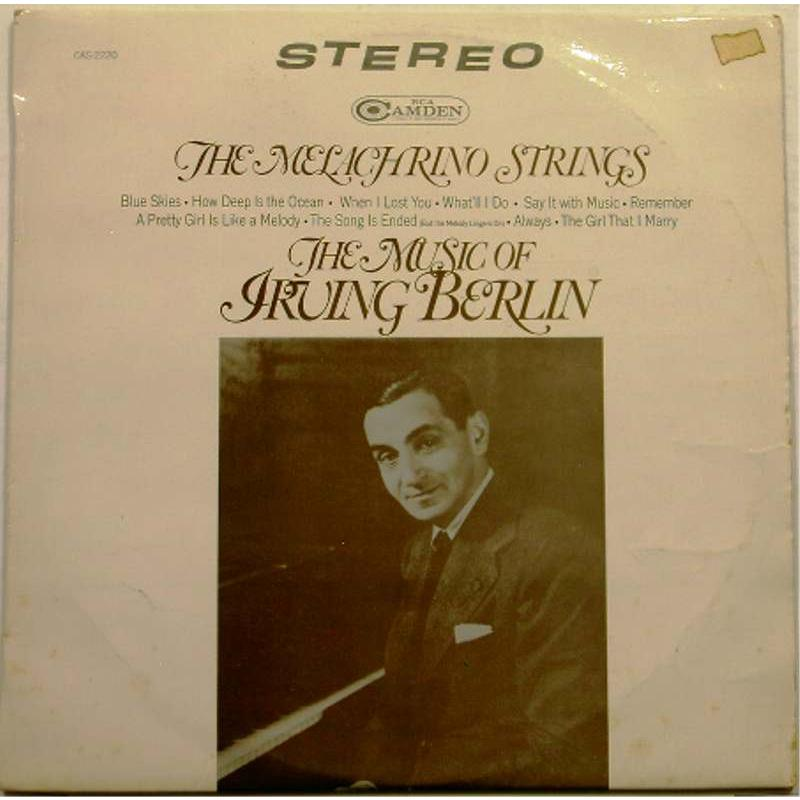 The Music of Irving Berlin