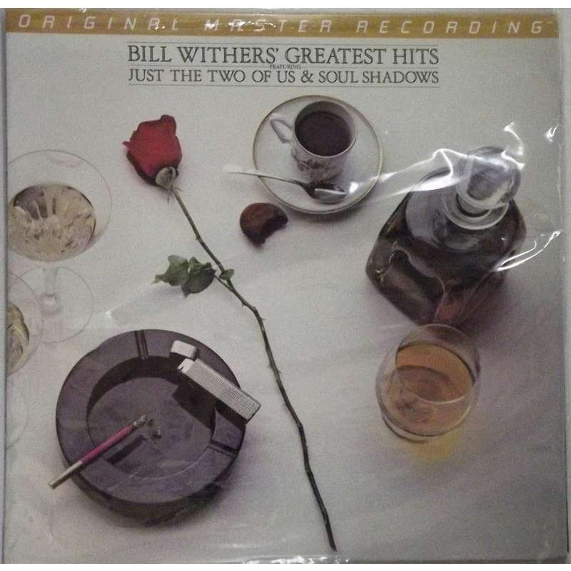 Bill Withers' Greatest Hits (Mobile Fidelity Sound Lab Original Master Recording)