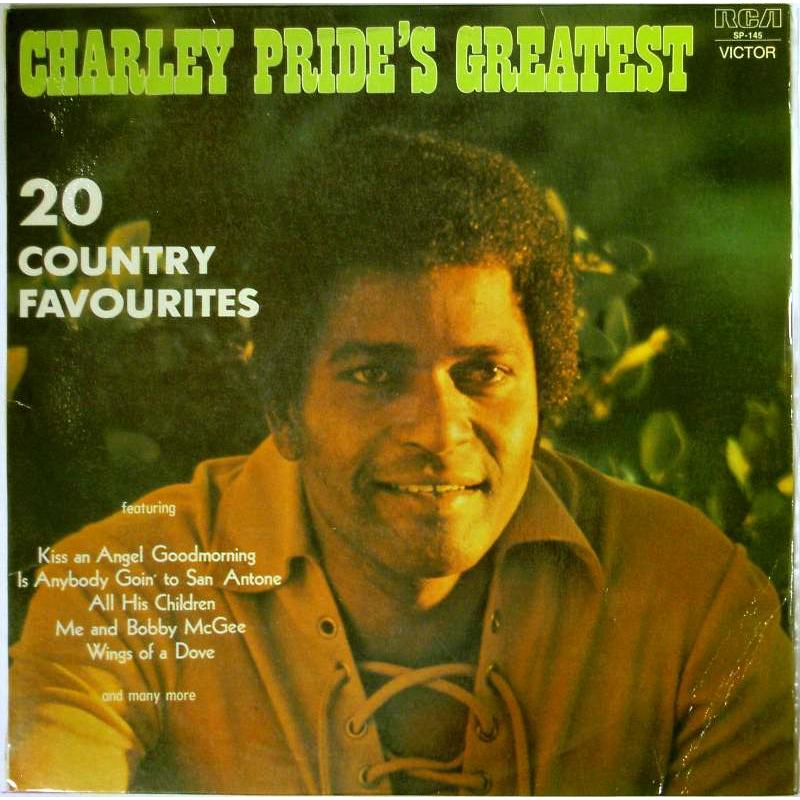 Charley Pride's Greatest: 20 Country Favourites