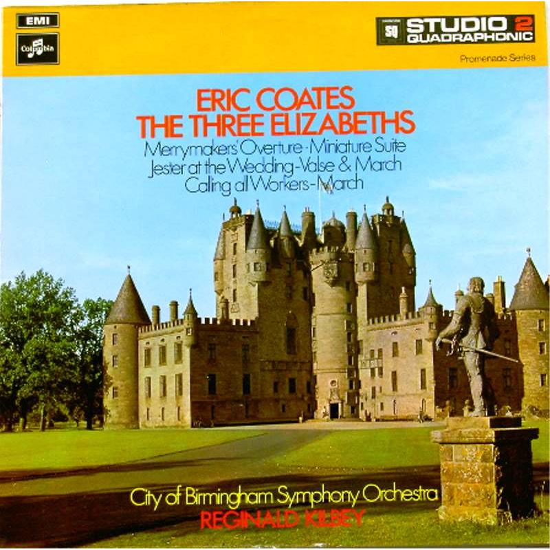The Three Elizabeths Suite / The Jester at the Wedding (Quadraphonic)