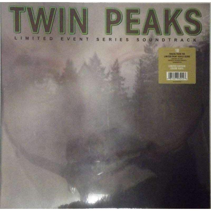Twin Peaks: Limited Event Series Soundtrack (Coloured Vinyl)