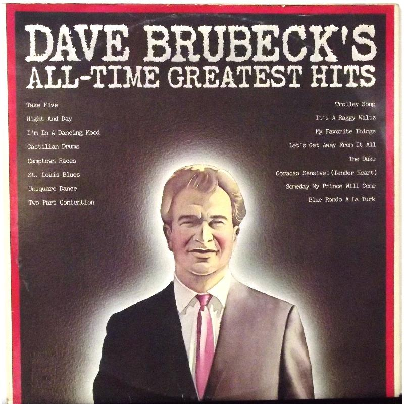 Dave Brubeck's All-Time Greatest Hits
