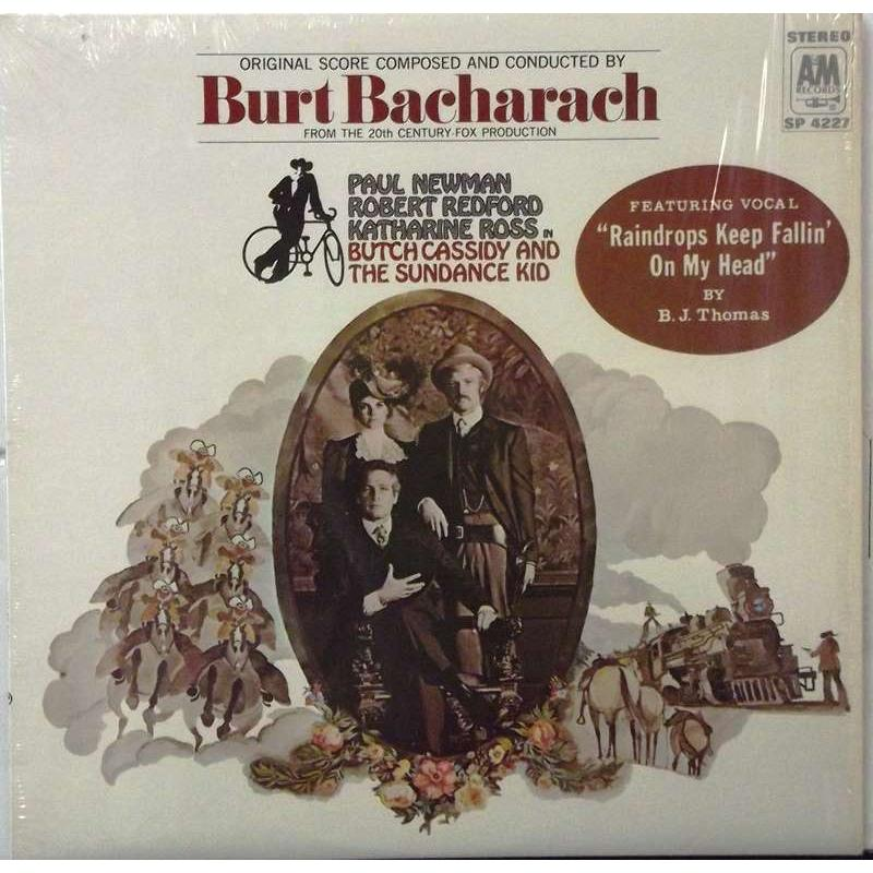 Butch Cassidy And The Sundance Kid (Original Score)