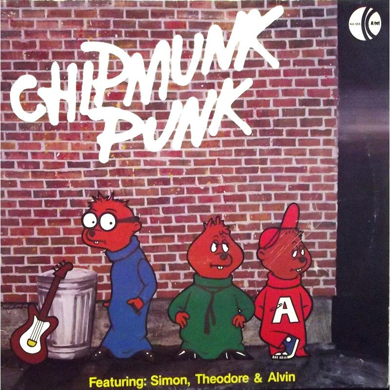 Chipmunk Punk