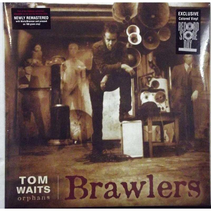 Brawlers (Coloured Vinyl)