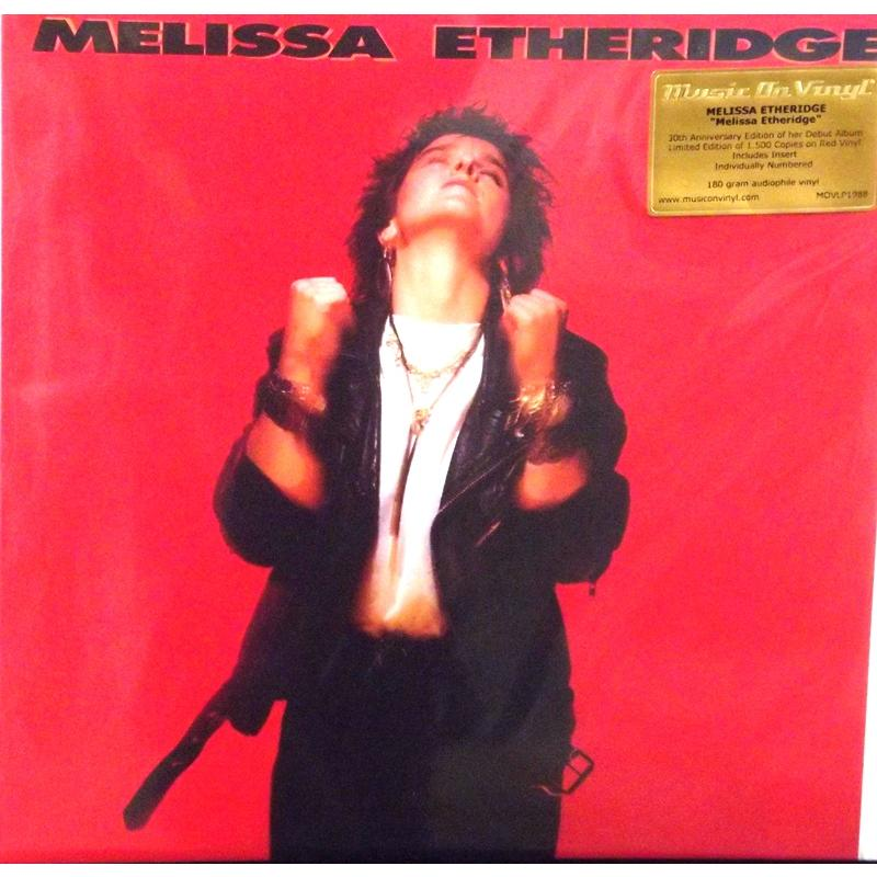 Melissa Etheridge (Red Vinyl)