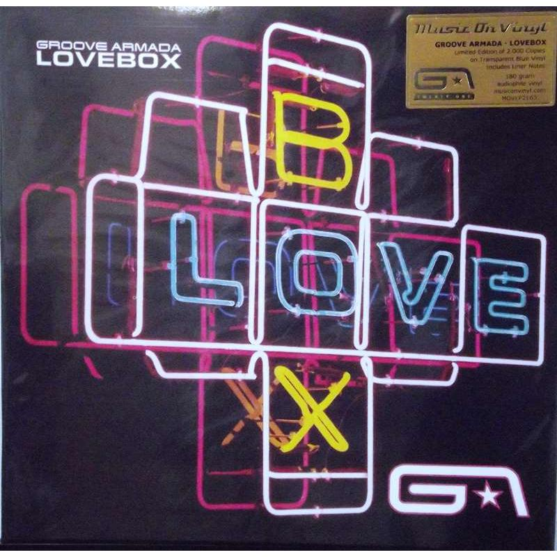 Lovebox (Coloured Vinyl)