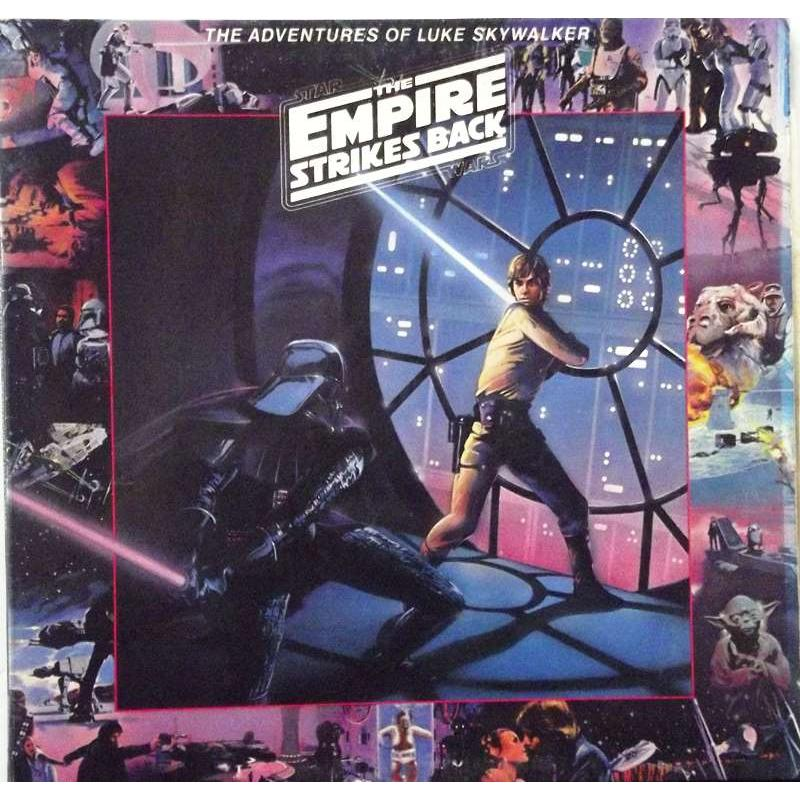 The Empire Strikes Back: The Adventures Of Luke Skywalker