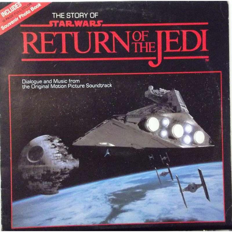 The Story Of Return Of The Jedi