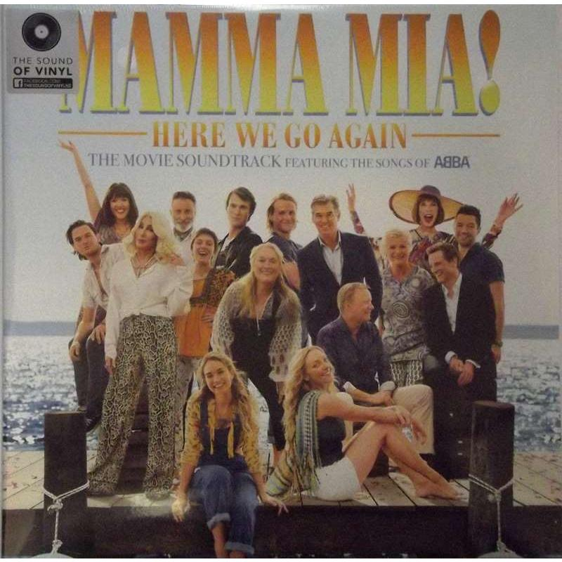 Mamma Mia! Here We Go Again (The Movie Soundtrack Featuring The Songs Of ABBA)
