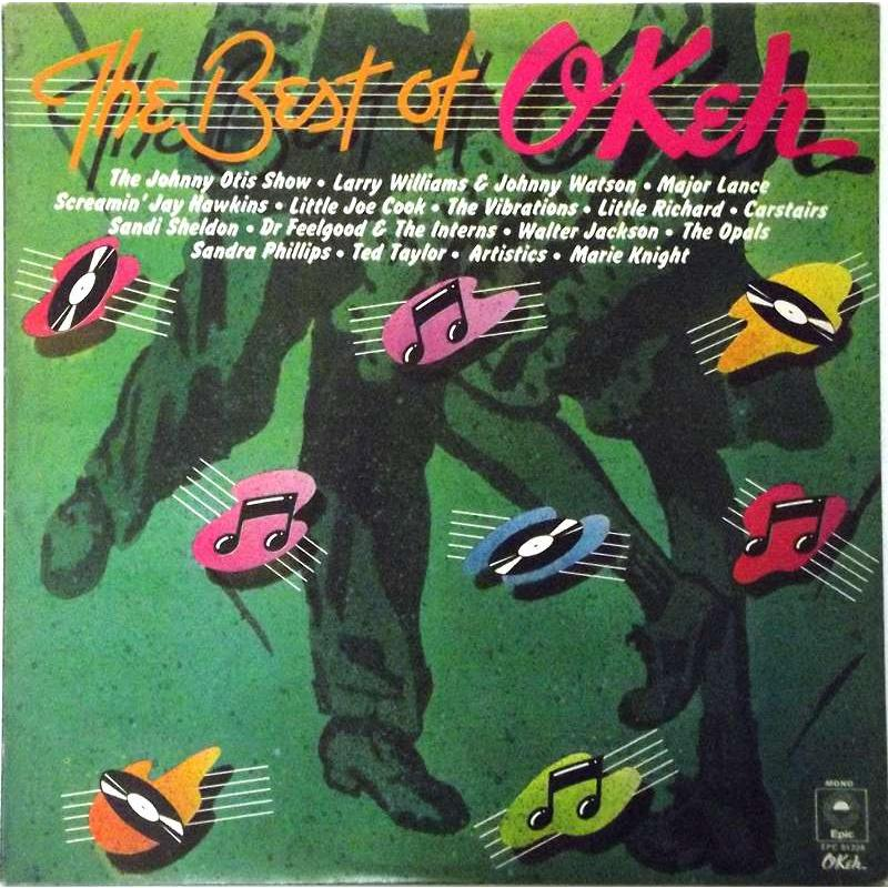 The Best Of Okeh