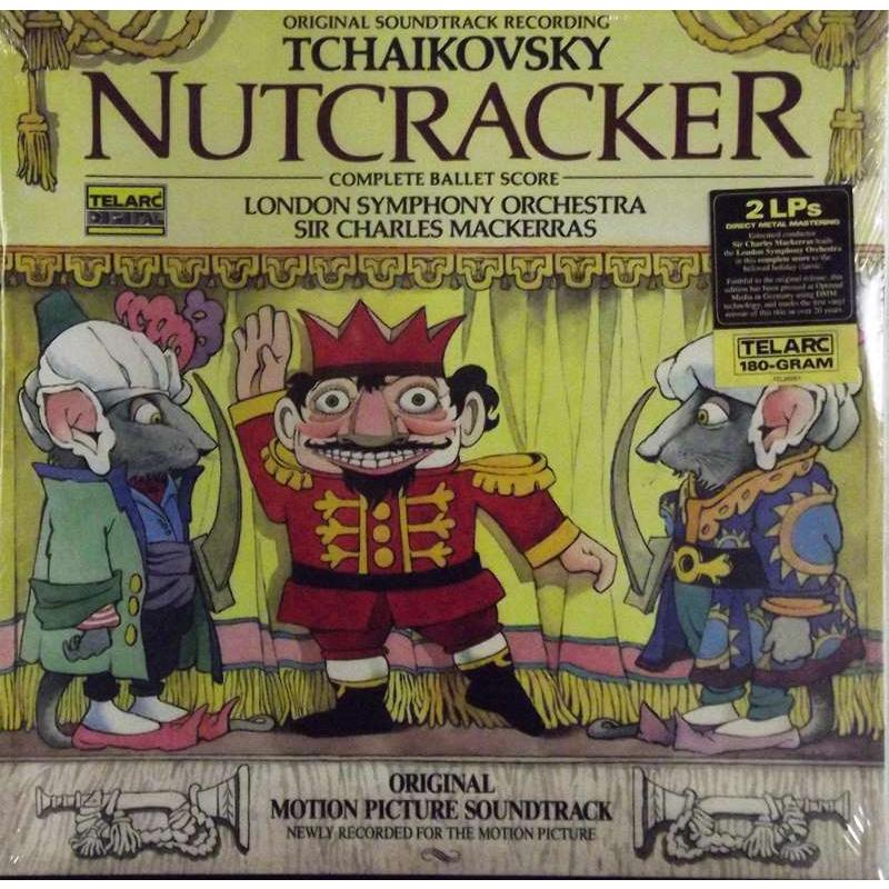 London Symphony Orchestra, Sir Charles Mackerras ‎– Nutcracker