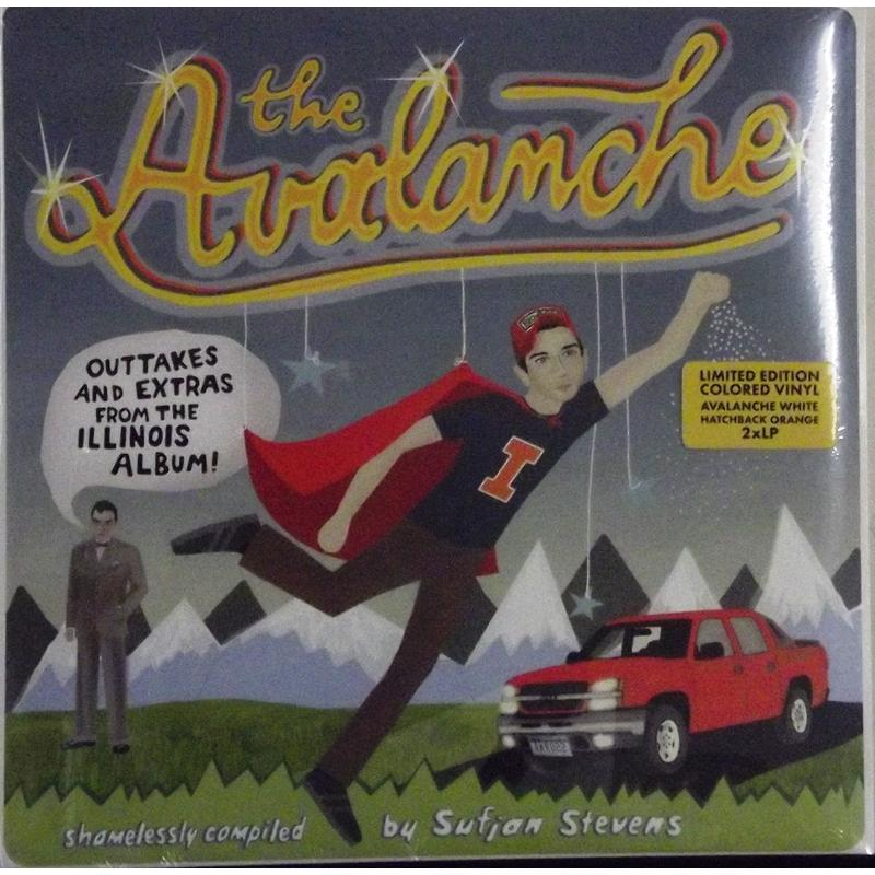 The Avalanche (Coloured Vinyl)