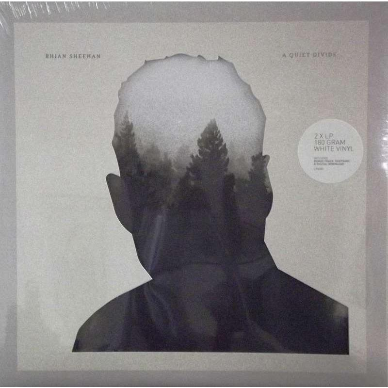 A Quiet Divide (White Vinyl)