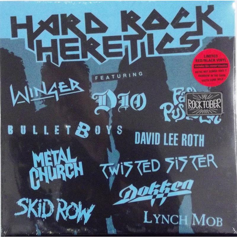 Hard Rock Heretics