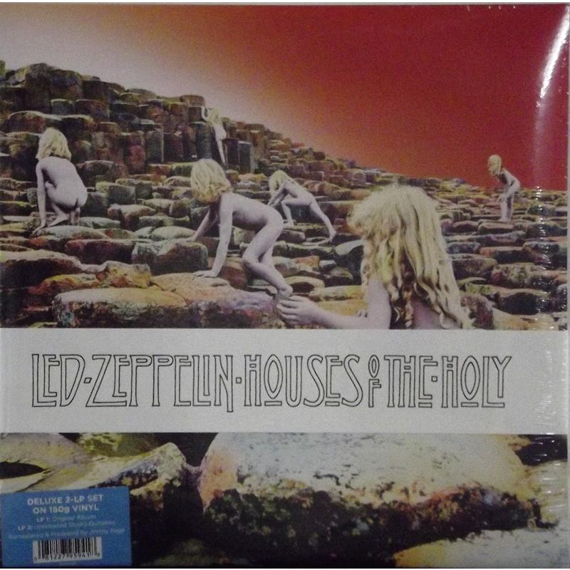 Houses of the Holy (Deluxe Remastered Edition)