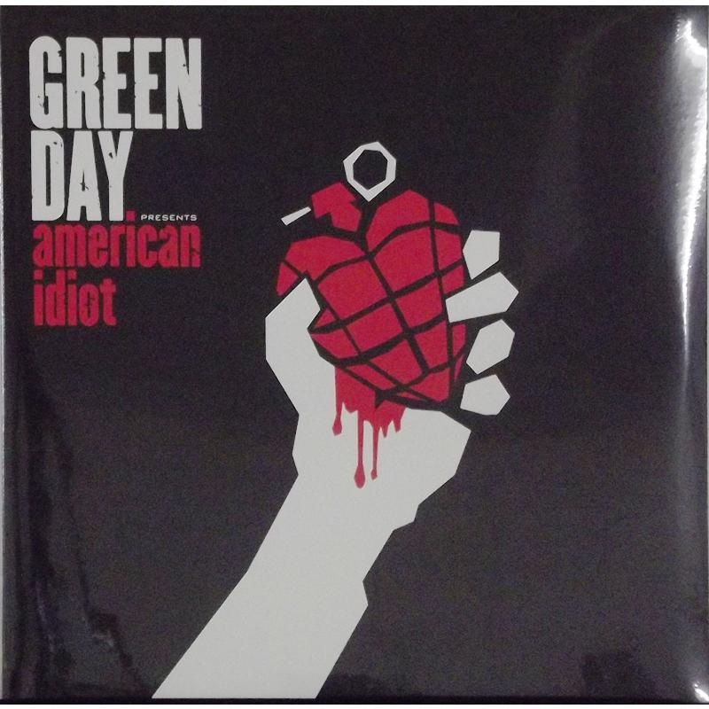 American Idiot (Red, White and Black Vinyl)