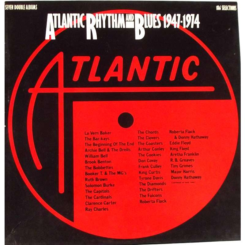 Atlantic Rhythm And Blues 1947-1974  ( 14 LP Box Set)