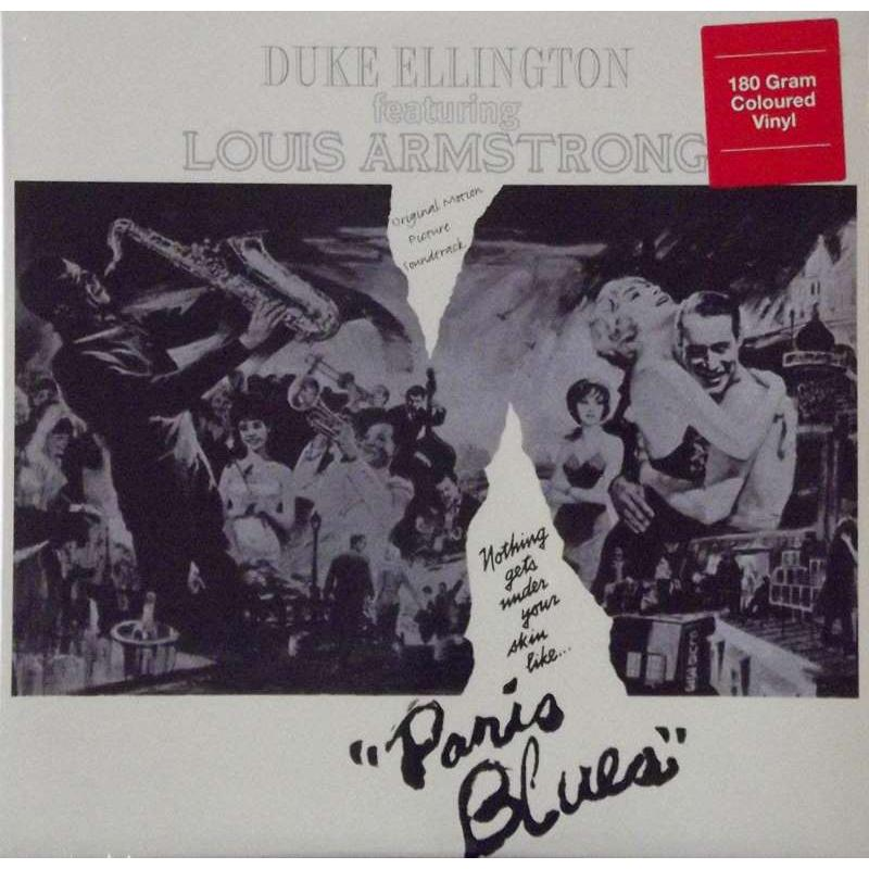 Paris Blues (Grey Vinyl)