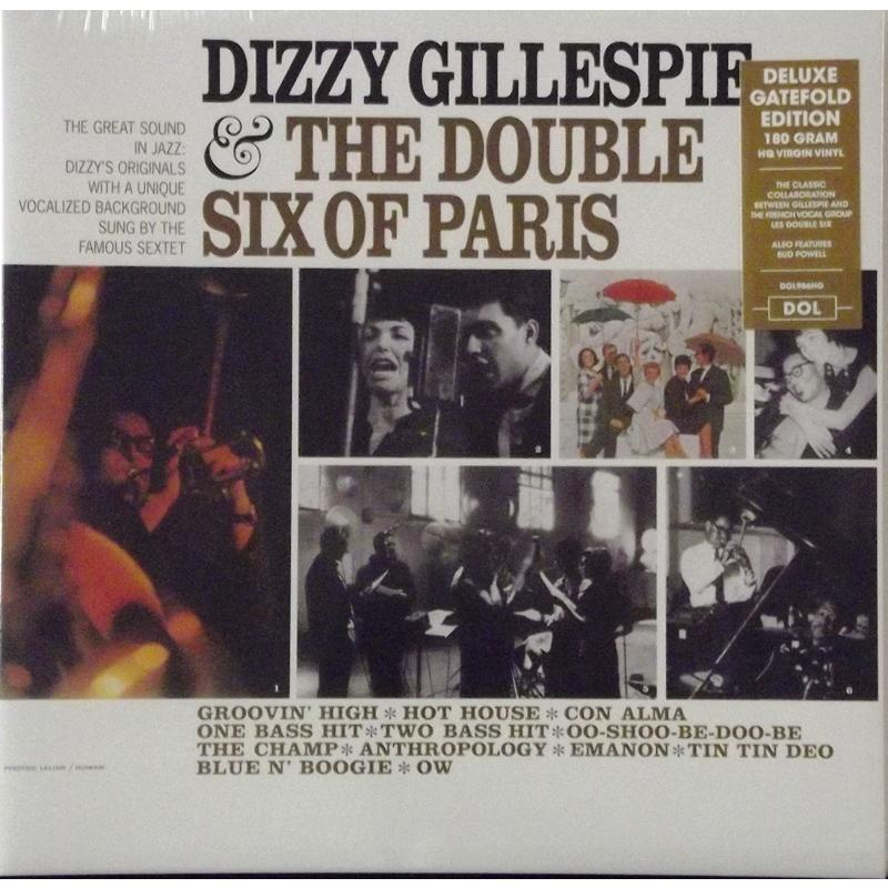 Dizzy Gillespie + The Double Six Of Paris