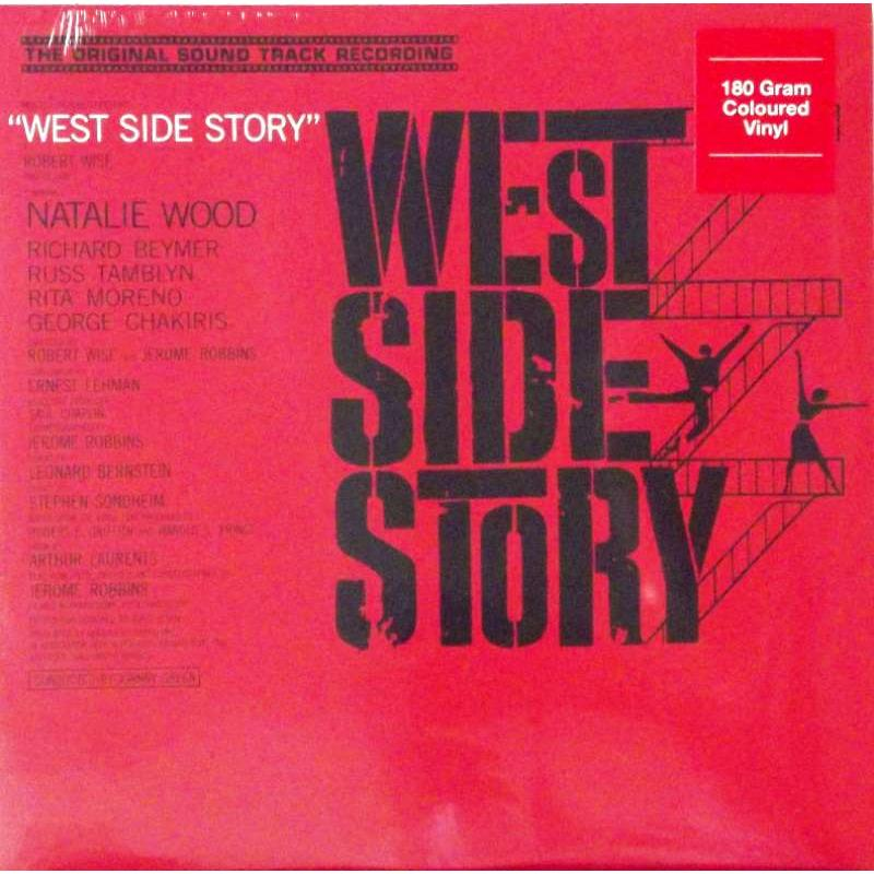 West Side Story (Original Sound Track Recording)  Coloured Vinyl