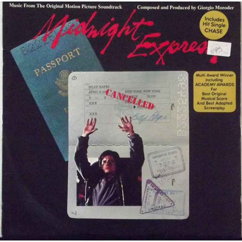 Midnight Express (Music From The Original Motion Picture Soundtrack)