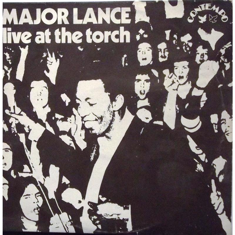 Major Lance live at the torch