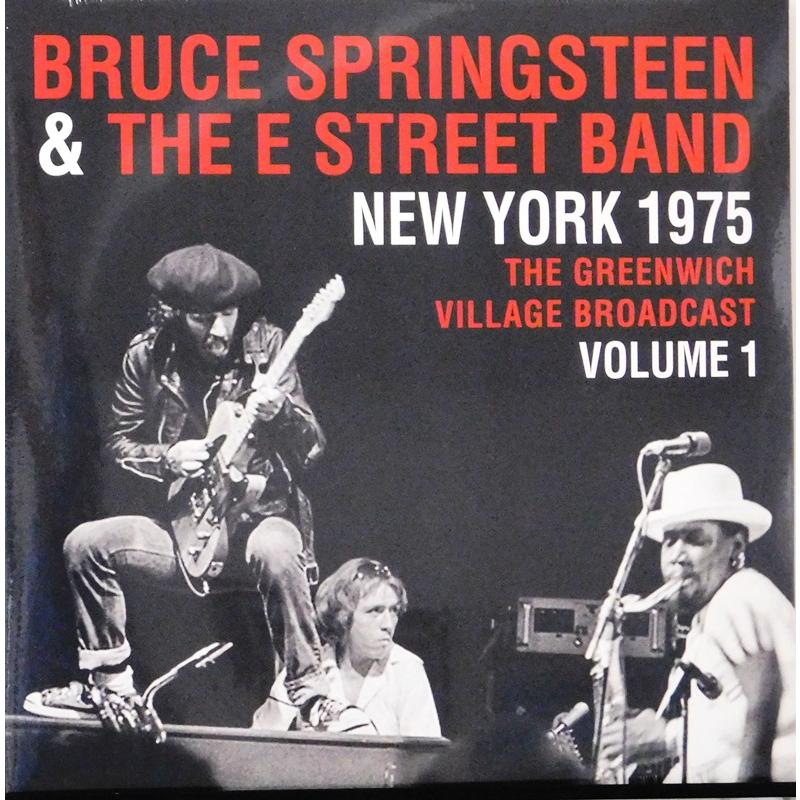 New York 1975 - Greenwich Village Broadscast Volume 1