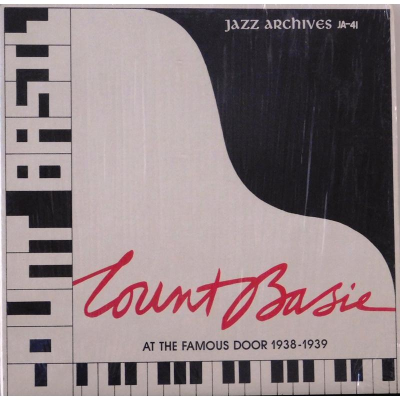 Count Basie At The Famous Door 1938-1939