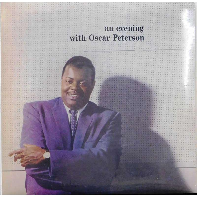 An Evening With Oscar Peterson