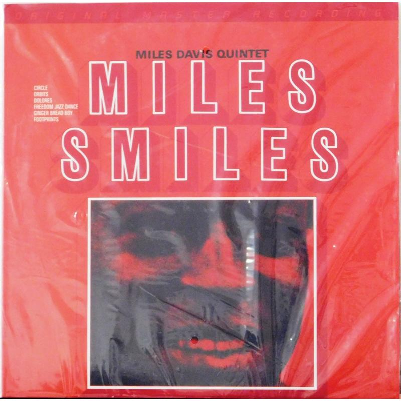 Miles Smiles  ( Mobile Fidelity Sound Lab Original Master Sound Recording.)