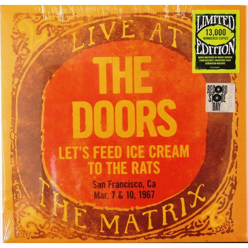 Let's Feed Ice Cream To The Rats: Live At The Matrix Part 2 - Mar. 7 & 10, 1967