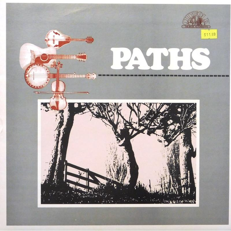 Paths - New Songs Of New Zealand