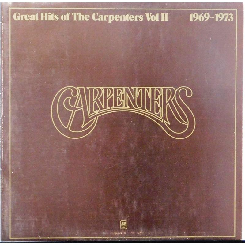 Great Hits Of The Carpenters Vol II 1969-1973