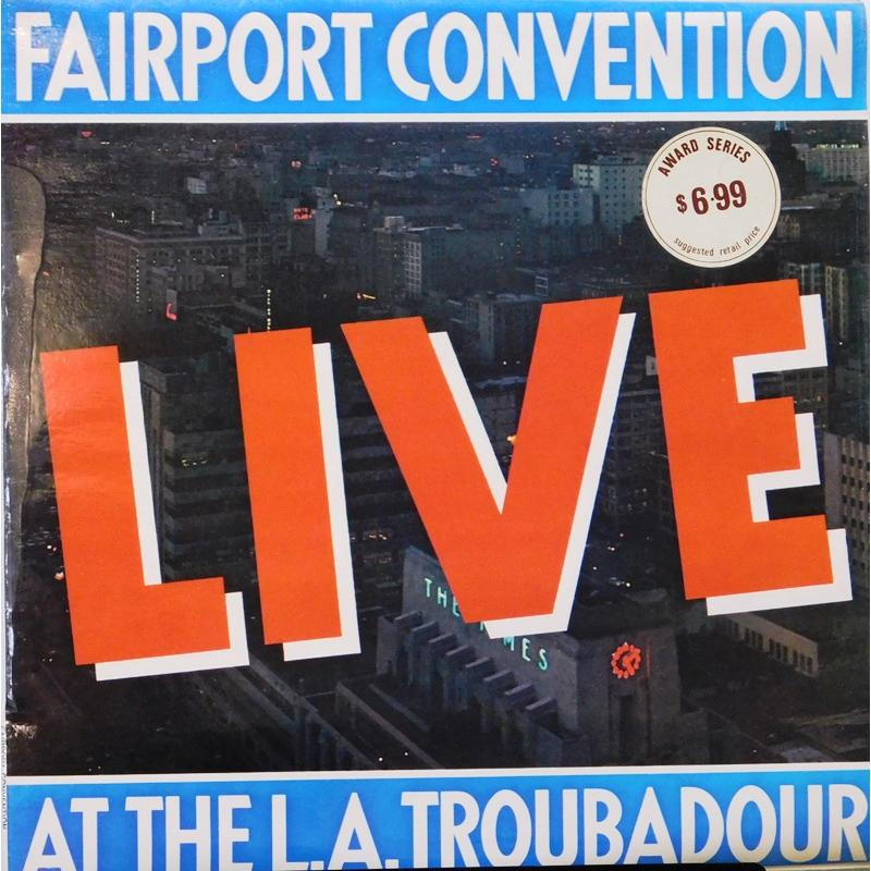Live At The L.A. Troubadour