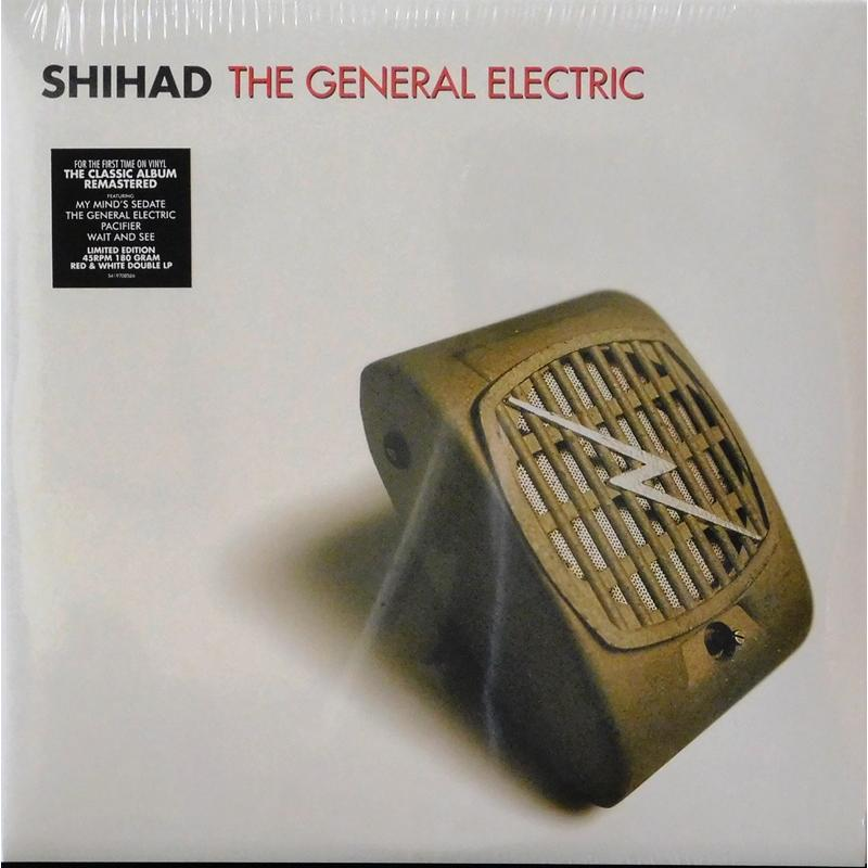 The General Electric  (Red and White Vinyl)