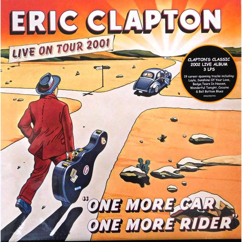 One More Car One More Rider (Live On Tour 2001)