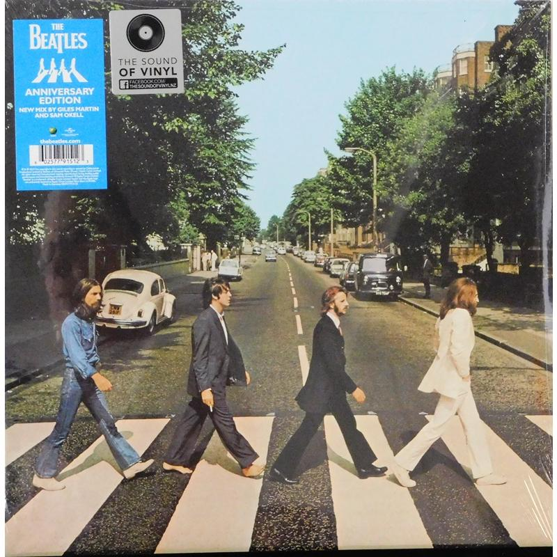 Abbey Road  (50th Anniversay)
