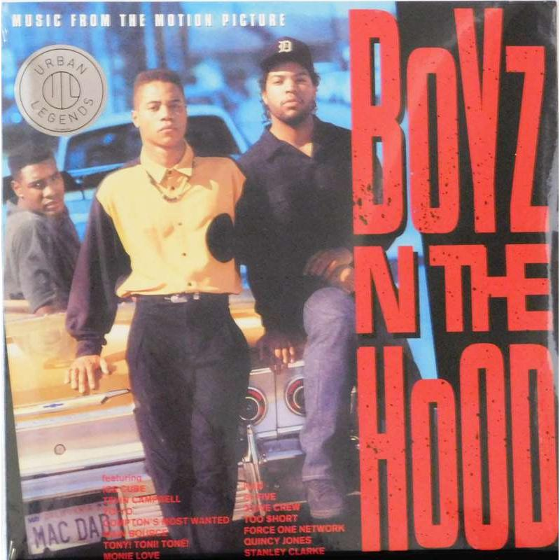 Boyz N The Hood (Music From The Motion Picture)